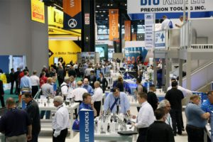 Photo courtesy of IMTS (from the 2014 event at McCormick Place)