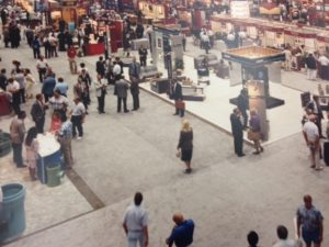 Photo courtesy of AWWA (from a 1980s show floor)