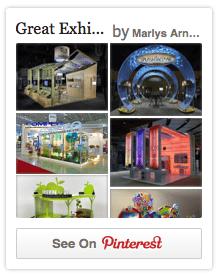 Great Exhibit Design Examples on Pinterest