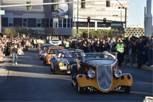 Photo courtesy of SEMA (from the 2015 SEMA Cruise)