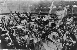 Photo courtesy of AEM (1940 CONEXPO)