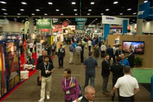 Photo courtesy of GCSAA (from the 2016 Golf Industry Show in San Diego)