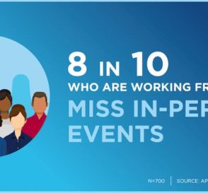People miss in-person events - MMB