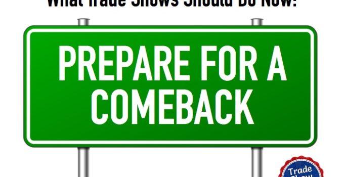 Prepare for a Comeback