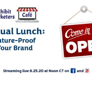 Virtual Lunch - Future-Proof Your Brand