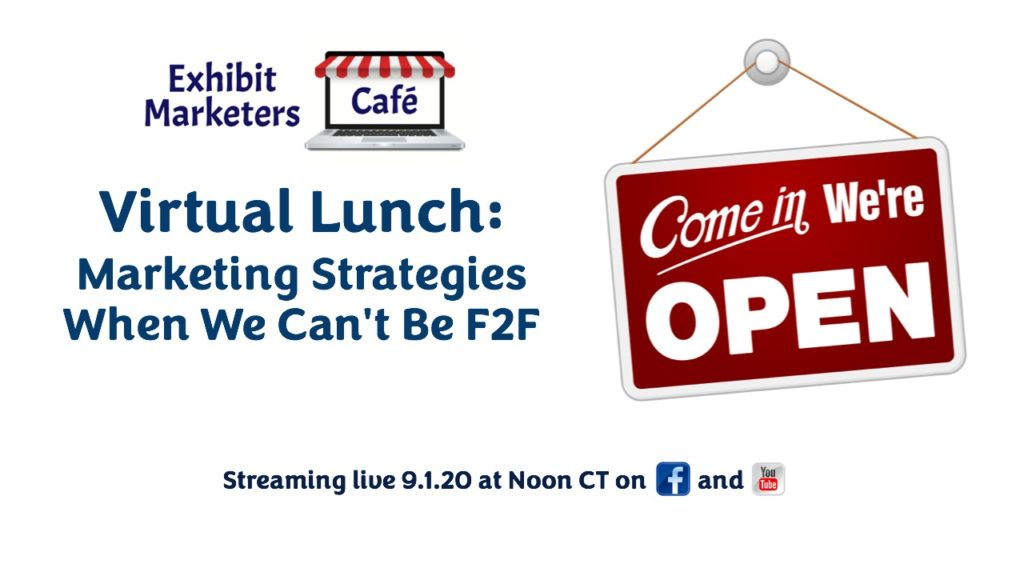 Virtual Lunch - 9.1.20