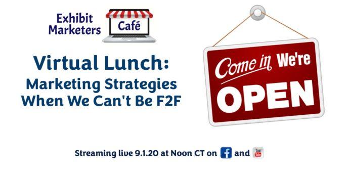 Virtual Lunch - 9.1.20