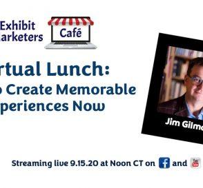 Virtual Lunch 9.15.20