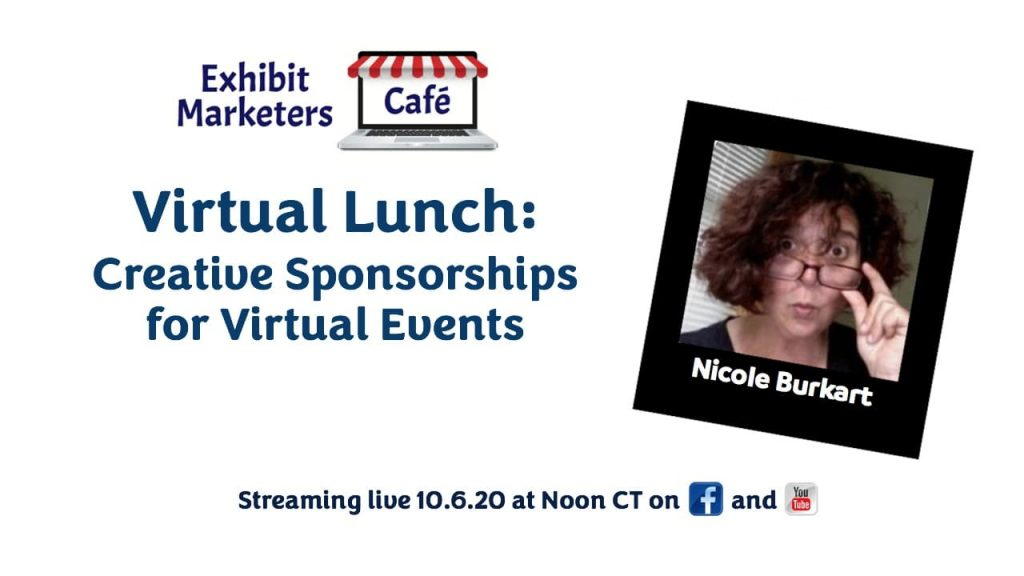 Creative Sponsorships for Virtual Events