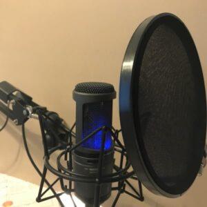 AT2020 mic