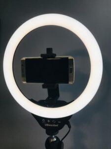 UBeesize ring light