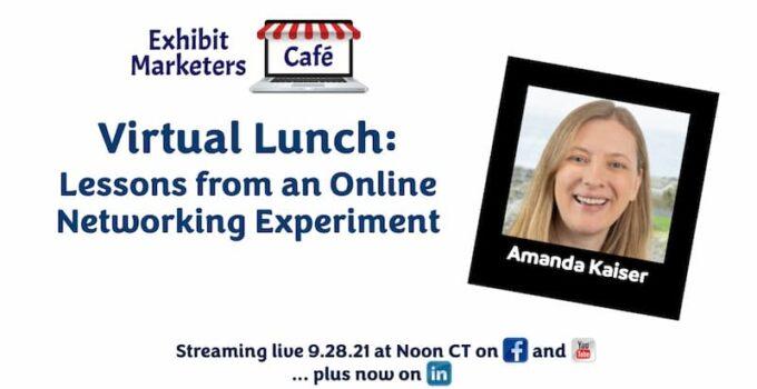 Virtual Lunch